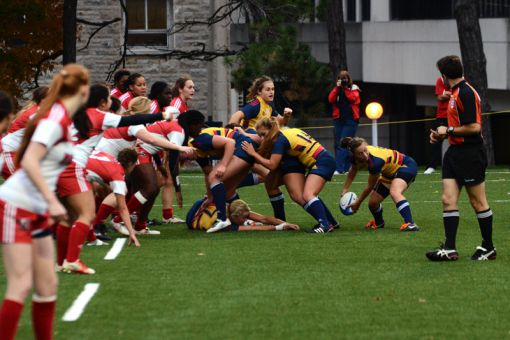 Queen's will face Waterloo in the OUA semi-final.