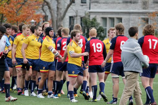 Queen's will face Guelph on Oct. 26 to determine first place in the OUA.