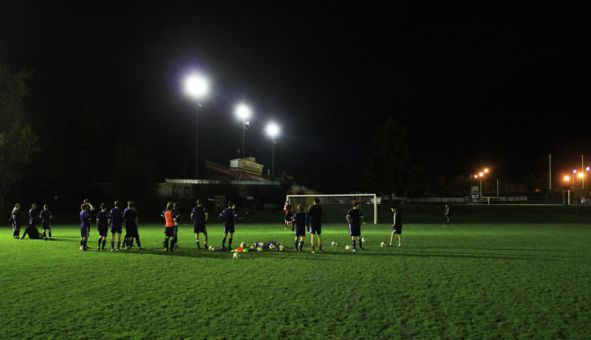 The men's soccer team will host the Toronto Varsity Blues on Sunday in the OUA quarter-final. If they win, they'll advance to the OUA Final Four for the first time since 2007.