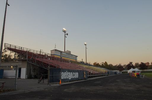 Home of the Queen's football program, Richardson Stadium will undergo a complete refurbishing as part of a Queen's Athletics Initiative once funding is in check.
