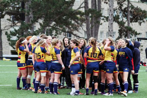 The Gaels could face Guelph again next weekend in the CIS national championships.