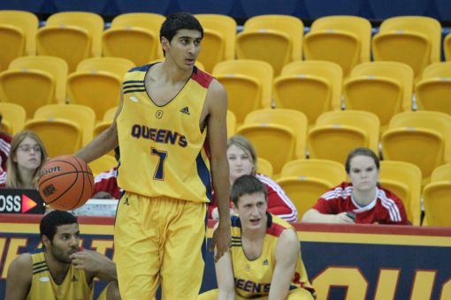 Rookie guard Sukhpreet Singh put up 19 points in Friday's 83-80 win.