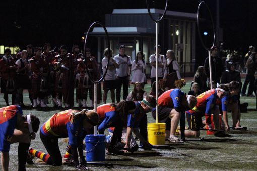 The Queen's Quidditch club maintained their bid last April to host the Canadian Quidditch Cup.