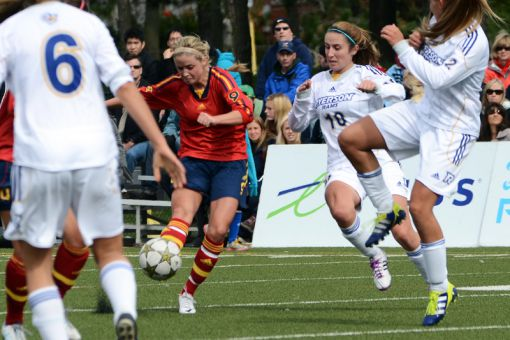 Women's soccer came within a shootout loss of claiming their third straight CIS championship.