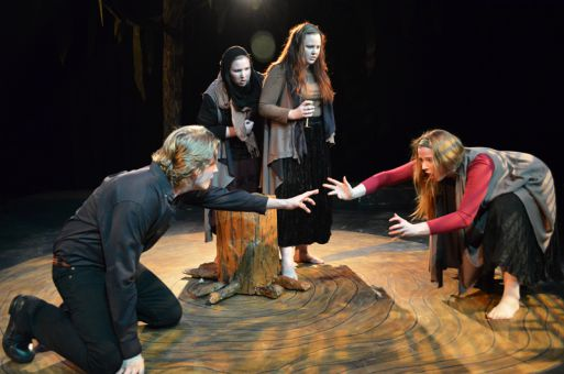 Vagabond Theatre's production of Macbeth brought forth all the classic elements of a Shakespearean stage show without getting lost in trying to modernize an old script.
