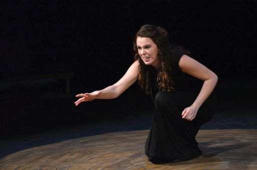 The standout performances of the show came from James Gagné and Mary Collier playing Macbeth and Lady Macbeth respectively.