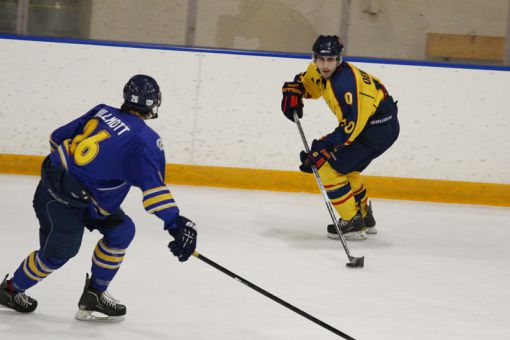 The men's hockey team lost to Ryerson 3-1 on Saturday, after beating the Rams in the first two games of the OUA season.