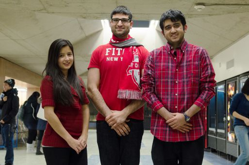 Team PAS hopes to improve the experience of first-years.