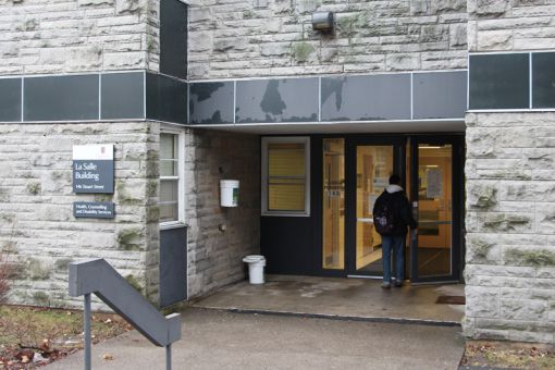 In addition to the LaSalle location, a counsellor is available in residence as well as at the JDUC.