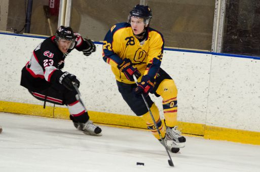 Men's hockey may be in for a first-round date with the second-place Carleton Ravens.