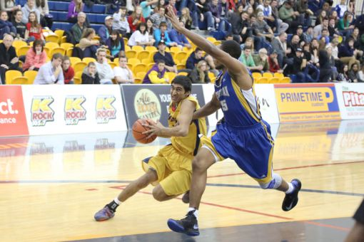 Men's basketball is 10-6, but a stacked OUA East will make a deep playoff run improbable.