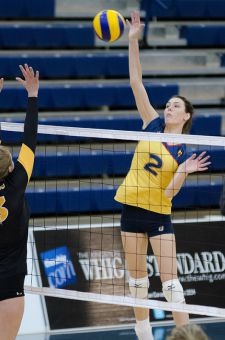 Women's volleyball is set to duel Toronto in the first round on Saturday.