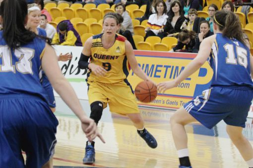 Women's basketball will open the playoffs at home on Feb. 20, against either Ryerson, Laurentian or York.
