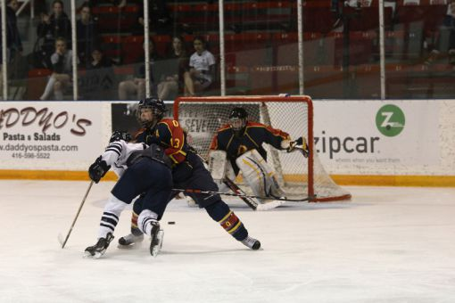Queen's defence collectively allowed 43 goals in 26 regular season games — best in the OUA.