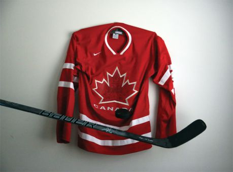 In Canada, the amount of female hockey players has grown from 11,000 in 1990 to 85,000 today.