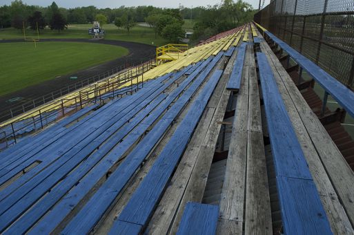 The removal of the upper bleachers will significantly limit attendance at next month's Rugby Canada match.