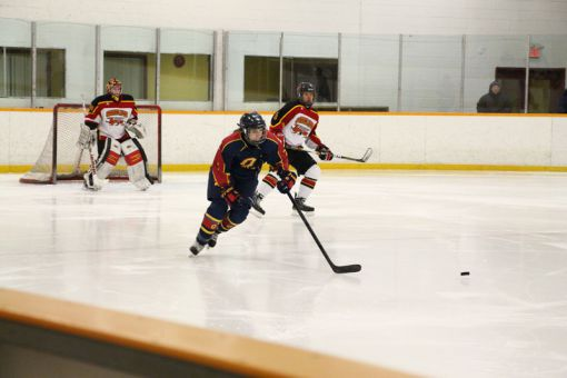 The women's hockey team introduced nine new recruits in May.