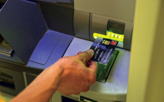 Students who don't bank with CIBC may be surcharged with the installation of new ATMs.