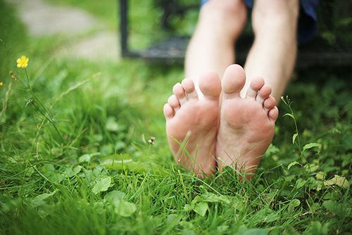 QGEM's strategy stems from common foot odour.