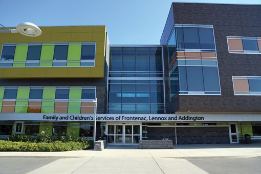 Children's Services in Kingston, where Leah Woodcox received care.