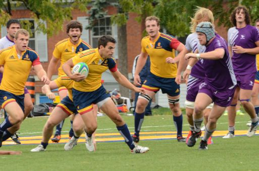 Queen's lost in the dying seconds of their 2012 regular season match-up against Western, but earned retribution in the OUA final.