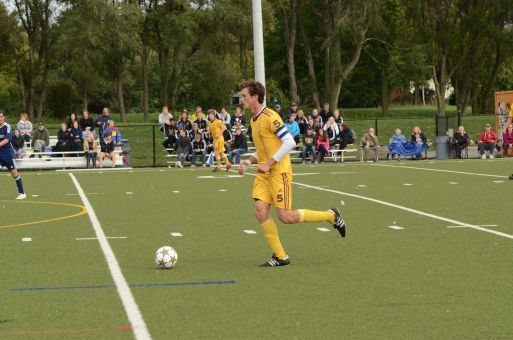 Centre back Joe Zupo returns as captain for his fourth OUA season.
