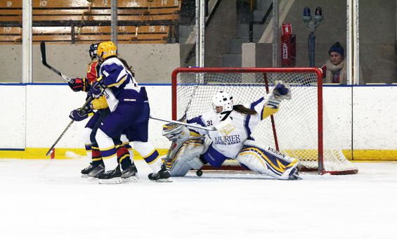Queen's went 1-1 against Laurier last season, winning 4-3 in overtime during their first meeting.