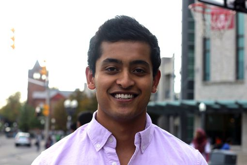 I do. I woke up at 5:30 and I live across from the ARC. We were out by 6:05. ? Rishad Khan, ArtSci '15