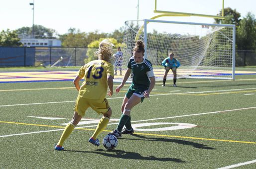 The victory was the Gaels' fifth clean sheet of the season.