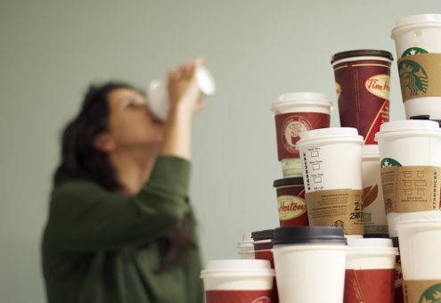 Canada is the second most-likely country in the world for one to consume coffee outside of the home, following Italy.