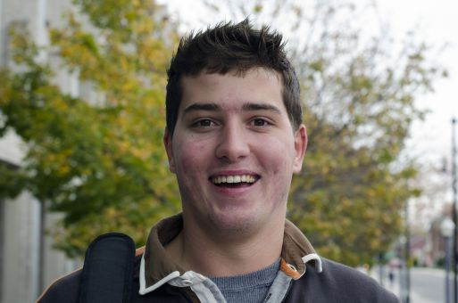"""Standard Homecoming experience: football, beer, Leafs game, Ale House."" ? Tanner Kelly, Comm '14"