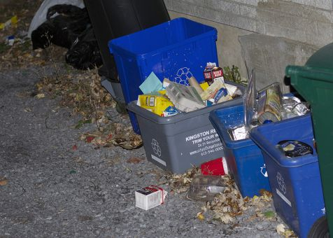 City workers are set to go through resident garbage as part of the audit.