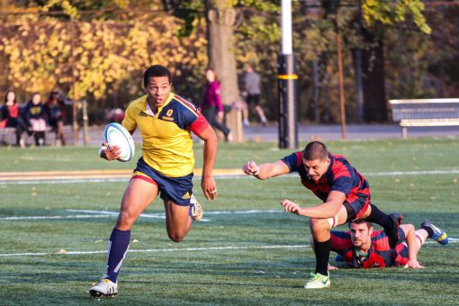 Six players scored tries for the Gaels against Brock.