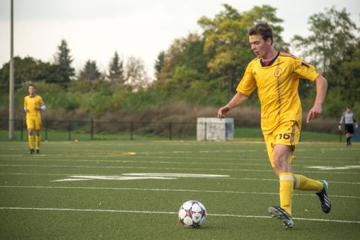Queen's will face Nipissing in the first round of the OUA playoffs, three days after beating them 7-0.
