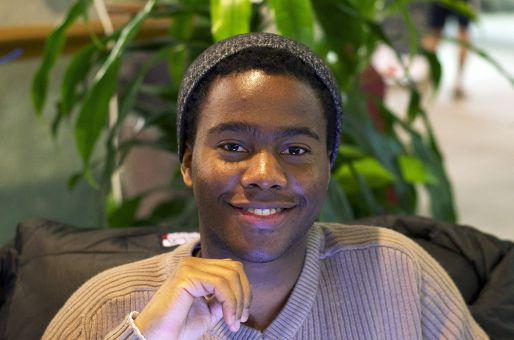 """I think it's a good idea because people can express their opinions on anything that interests them."" -Aaron Trotman-Grant, ArtSci '13"