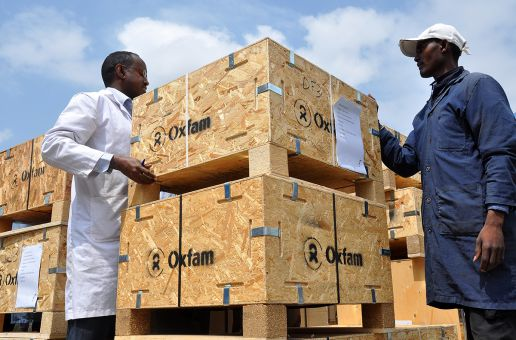 Canada has been cutting its foreign aid to non-governmental organizations (NGOs) like Oxfam.