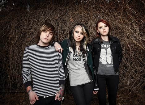 The pop-punk, alternative metal band from Kitchener was founded by twin sisters Phoenix and Mercedes Arn-Horn.