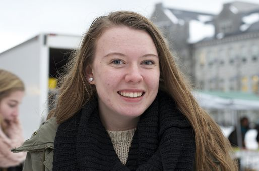 """Santa Claus is Coming to Town because you can't go wrong with claymation."" -Elisabeth Beard, ConEd '15"