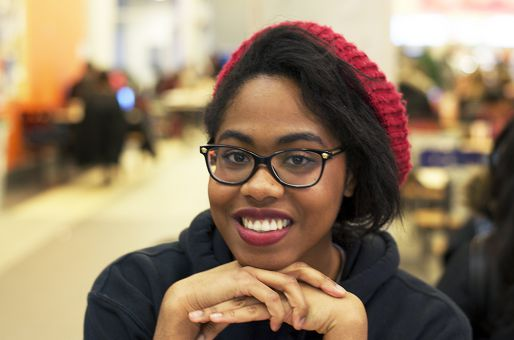 """It's a Wonderful Life because it shows how significant one person can be."" -Stephanie Jackson, ArtSci '14"