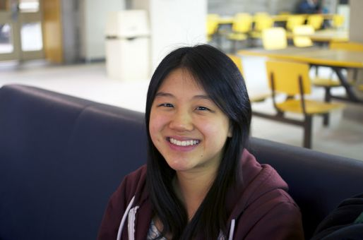 """""""I didn't lose power, but my family members who did stayed over, and falling branches hit my house."""" -Ingrid Cheung, ArtSci '15"""
