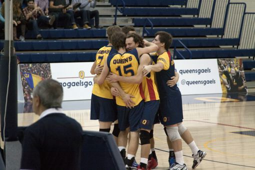 The Gaels finished second against professional competition in a Bulgarian exhibition tournament.