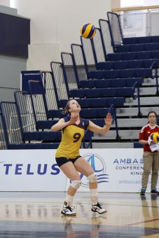 Katie Hagarty joined the Gaels in 2010, and her sister followed two years later.