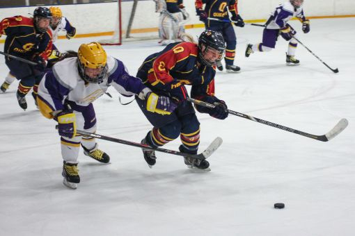 With four games left in the season, the third-place Gaels sit two points behind Guelph and one point behind Laurier.