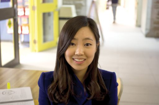 """Records, because they have more character."" -Jane Lee, ArtSci '15"