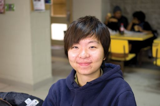 """Digital music, because it's portable and cheaper (or even free)."" -Joey Wen, ConEd '15"