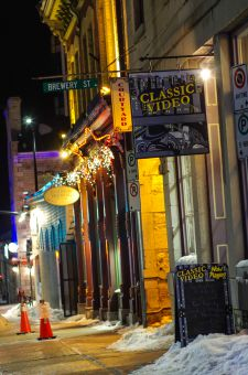 Classic Video is tucked away downtown on King St. and recently celebrated its 26th anniversary.