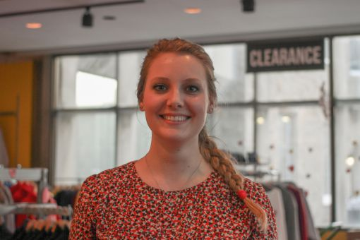 I'm applying for jobs so I don't have to live in a box. ? Meagan Burnside, ArtSci '13