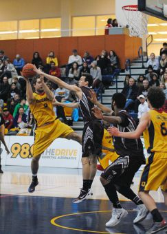 Ottawa ran away with a 103-76 victory on Friday.