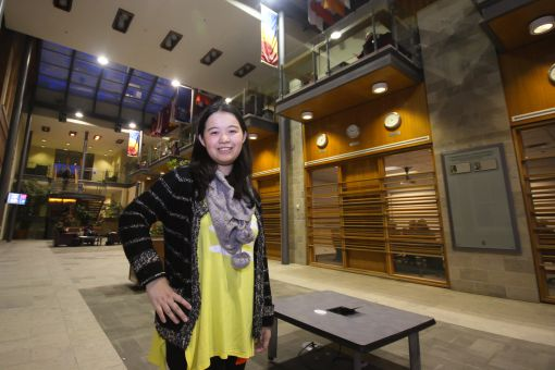 Susie Pan co-founded Bombe Inc.