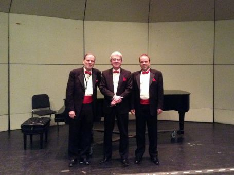 Brass Royale recently performed at McGill and SUNY Potsdam.